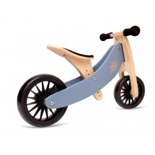 Kinderfeets Tiny Tot PLUS 2-in-1 Bike Blue (PRE-ORDER, USUALLY SHIPS IN 5 WORKING DAYS)