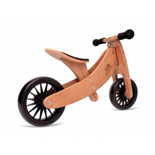 Kinderfeets Tiny Tot PLUS 2-in-1 Bike Bamboo