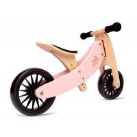 Kinderfeets Tiny Tot PLUS 2-in-1 Bike Rose