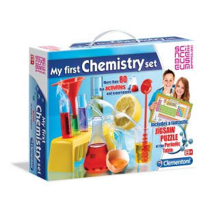 Clementoni My First Chemistry Set 8+